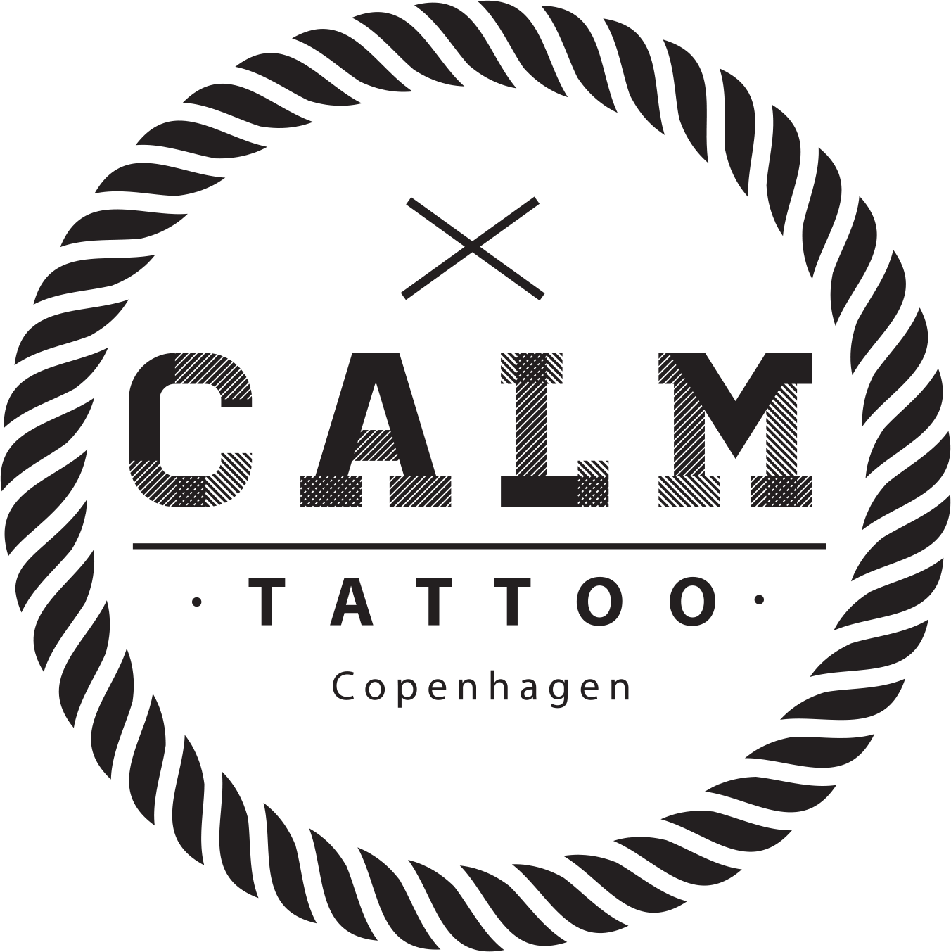 CALM Tattoo
